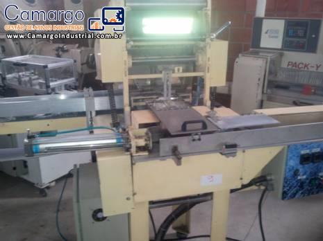 Máquina Celofanadeira Jormary