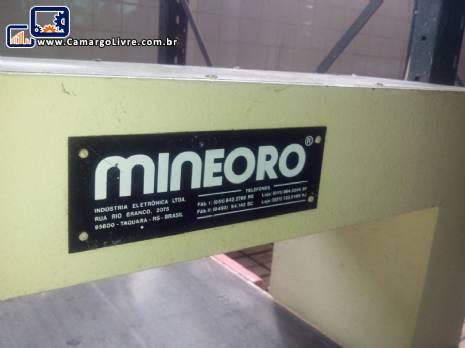 Detector de metal Mineorio