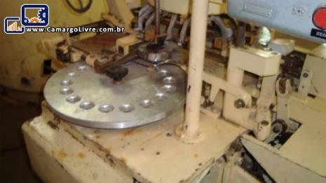 Embaladora para embalar bombom em alumínio