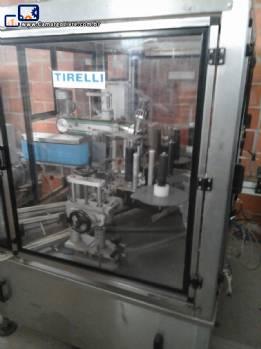 Rotuladora Tirelli para frascos, colonia e perfumes