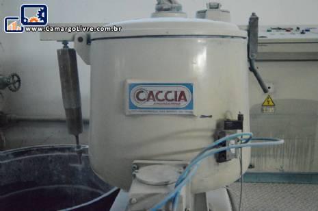 Misturador para plásticos Caccia