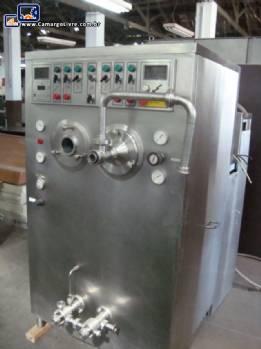 Produtora de sorvete contínua fabricante Technogel