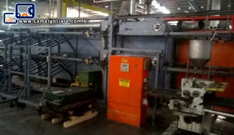 Forno industrial gancho FR. Meese
