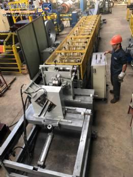 Perfiladeira de aço Bernardo Industrial