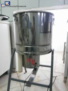 Misturador industrial em inox MB 30