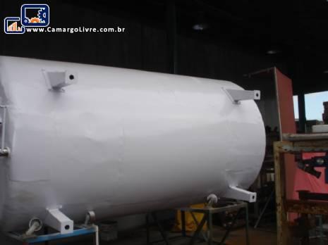 Tanque de leite 10.000 litros
